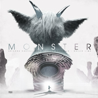 Monster-in Labyrinth. M.O.A Primera portada inmersiva en XR de un álbum musical.
